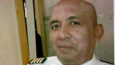 MH370 captain Zaharie Ahmad Shah, whose sister says has unjustly been accused of hijacking the plane.