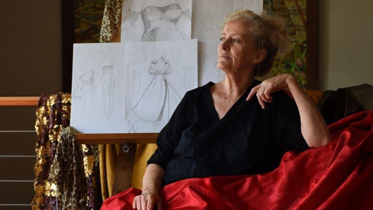 Award winner: Margot Wilson designed the costumes worn by Kate Winslet in <i>The Dressmaker</i>.