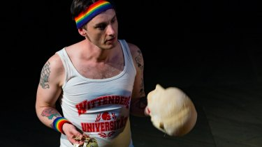Dickie Beau's <i>Re-Member Me</I> is part of this year's Melbourne Festival.