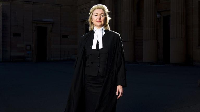 Deputy Senior Crown Prosecutor Margaret Cunneen.