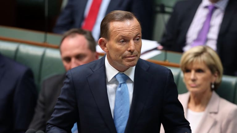 A sustainability expert has criticised Tony Abbott's approach to climate change.