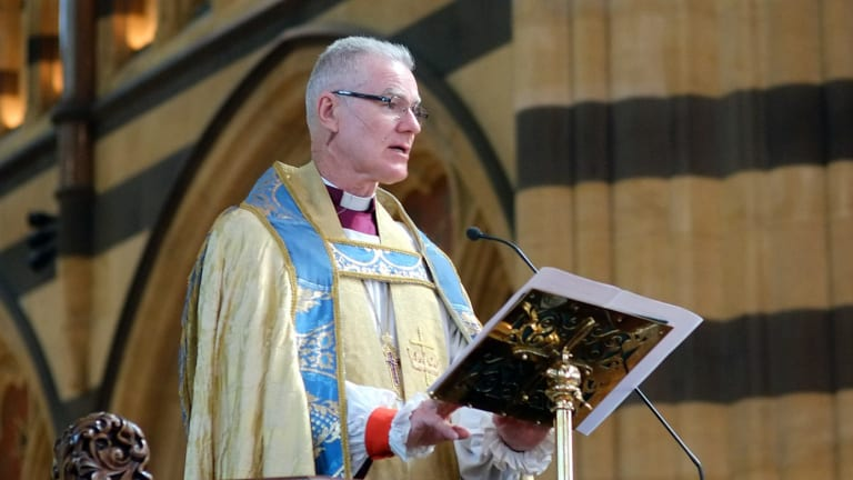Melbourne Anglican archbishop Philip Freier believes the eradication of modern slavery needs to be a national priority.