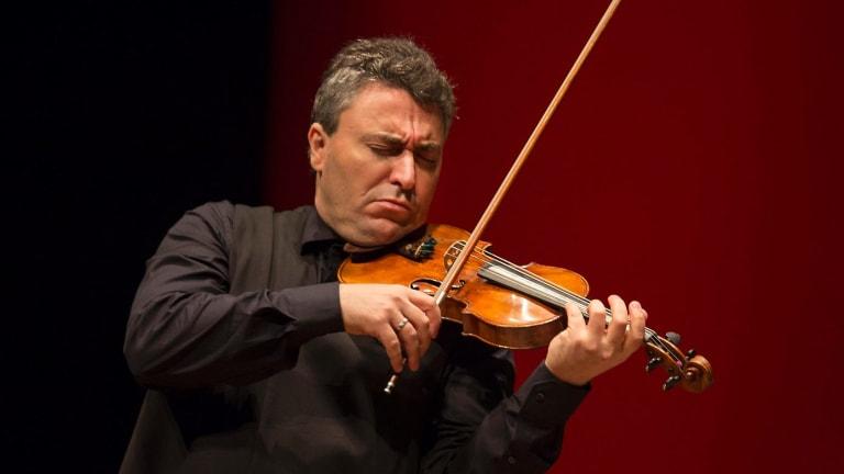 Maxim Vengerov in concert.