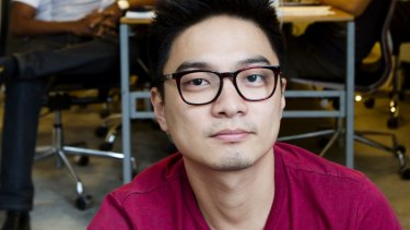 Pocketbook co-founder Bosco Tan.
