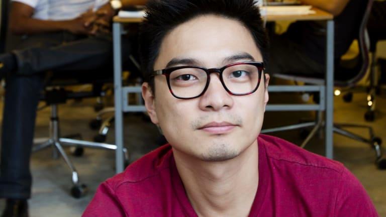 Pocketbook co-founder Bosco Tan.