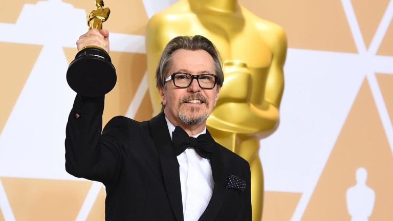 Oldman won the best actor award at Monday's Oscars.
