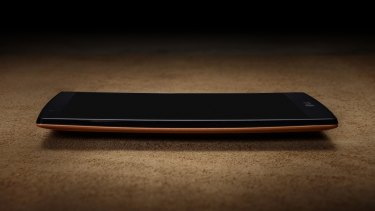 Curved and clad in leather, the LG G4 certainly has a unique look.