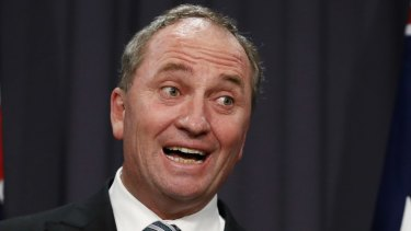 Nationals leader Barnaby Joyce has now seen the Young Nats defy national party policy on a key issue for the second time in less than two years.