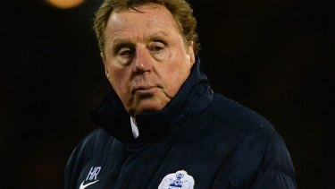 Harry Redknapp's QPR record in terms of player recruitment would do little to enthuse Aussie fans.