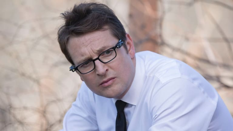 Writer/Producer Leigh Whannell also plays Specs in in <i>Insidious: The Last Key</i>.