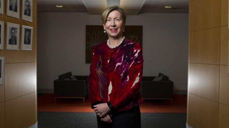 Finance Department secretary Jane Halton has resigned.