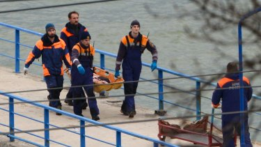 Recovery operation: More than 3000 people were involved in the rescue.