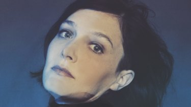 """Sarah Blasko recently had a son, Jerry, but jokes he must """"earn his stripes"""" before she writes a song about him."""