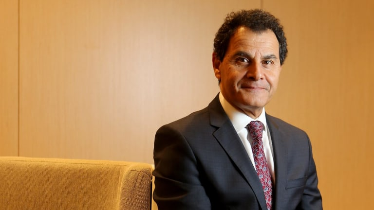 Medibank CEO George Savvides believes he is winning the war on surging healthcare costs.