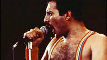 The late Freddie Mercury, lead singer of Queen, was a Parsi.