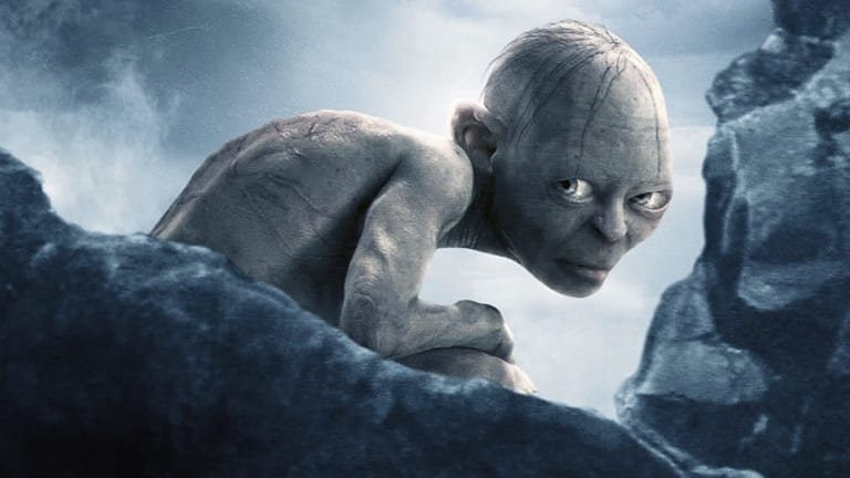 Could Gollum be about to hisssss again?