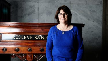"""""""We ... are prepared to do more if needed"""", says RBA assistant governor Michele Bullock."""