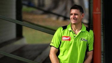 Mike Hussey is adamant the cricket pay model must stay.