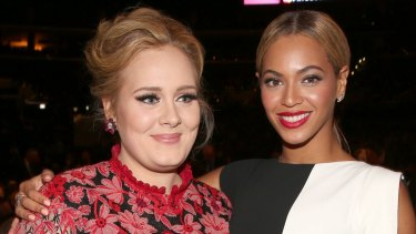 Adele and Beyonce both attended performing art schools before becoming successful singers.