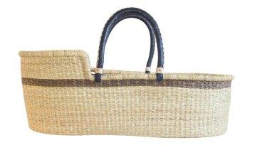 Nana Baby Moses basket, $199.