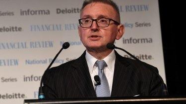 Minister for Energy Don Harwin.