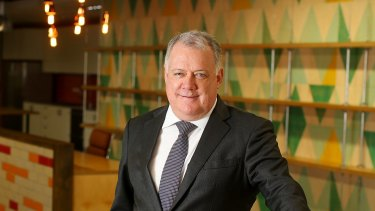 Cromwell Property Group chief executive Paul Weightman.