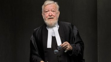 Robert Richter is arguably Australia's foremost criminal defence counsel, feted for his forensic intellect and courtroom advocacy.