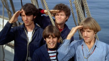The Monkees started out as a TV show but found prolonged success in the music industry.