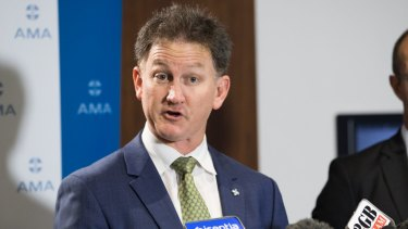 Full-fee-paying places will simply waste precious health system resources for the benefit of a privileged few, according to AMA president Michael Gannon and AMA NSW president Dr Brad Frankum.