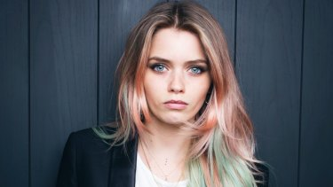 Abbey Lee: 'There are still a lot of things that really aggravate me about the industry.'