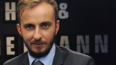 Comedian Jan Boehmermann wrote a crude poem about the Turkish President.