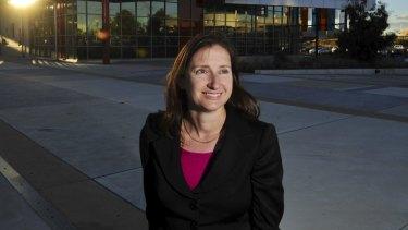 New Transport Canberra Director-General Emma Thomas.