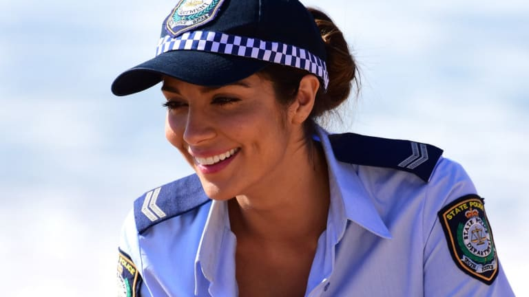 <i>Home and Away</i> cast member Pia Miller. Both Presto and Foxtel subscribers will have access to the Home and Away telemovies commissioned exclusively for Presto.