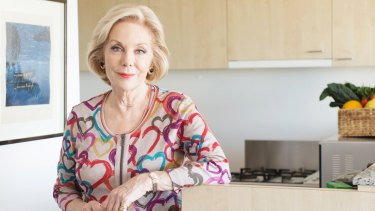Ita Buttrose believes that societal pressures make it even harder for modern mothers.
