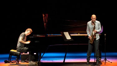 The playing of Brad Mehldau and Joshua Redman often felt more like conversations than compositions.