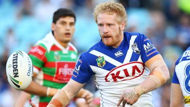 Name your bid: The club future of James Graham appears to be up for grabs.