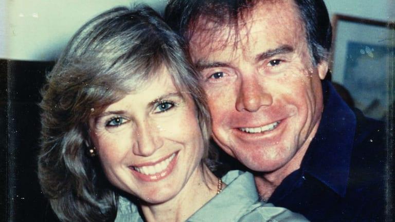 John and Mirella Cundill.