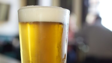 Lion holds 48 per cent of the beer market in Australia.