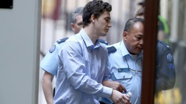 Easton Woodhead was found not guilty of murder due to mental impairment.