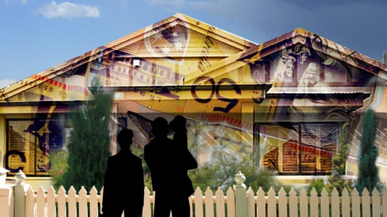 Mild mortgage stress might see household cut back on childcare expenses, dipping into savings or reaching for the credit card in order to make payments.