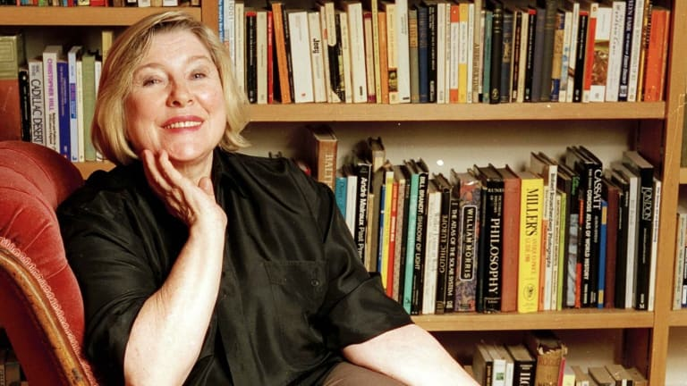 Author Fay Weldon's 50-year literary career makes for rich pickings in her new compilation of short stories.