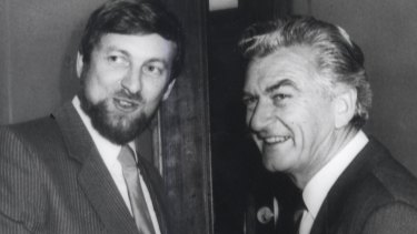 Prime minister Bob Hawke listened to advice from foreign minister Gareth Evans that a nuclear failure in Indonesia would affect northern Australia.
