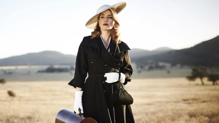Bound for Toronto: Kate Winslet in <i>The Dressmaker</i>.