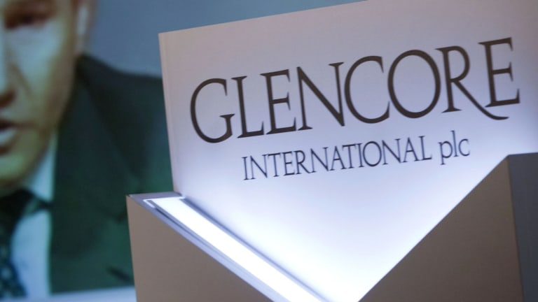 Glencore is currently under audit by the Australian Taxation Office for the low level of taxes it pays locally.