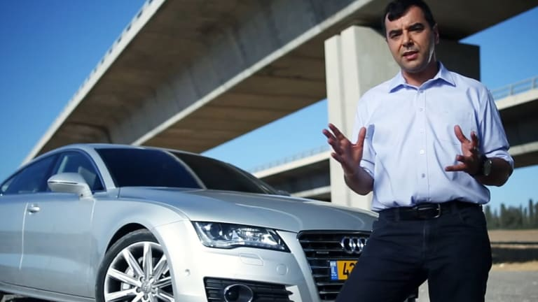 """Professor Amnon Shashua says  academics should be looking at algorithms that deal with moral decisions, """"but from the point of view of launching self-driving cars, this is a side issue""""."""