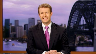 Ratings started rising after Peter Overton took over presenting at Nine.