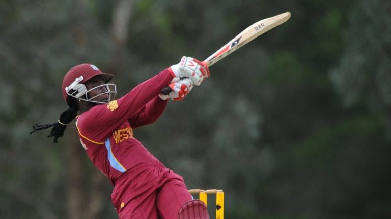 West Indies star Deandra Dottin.