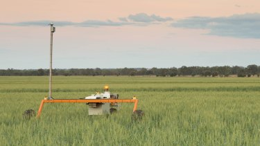 Elders is pumping in funds to help SwarmFarm Robotics bring its prototype unmanned machines, which work 24 hours a day in crop paddocks, to the commercial market.