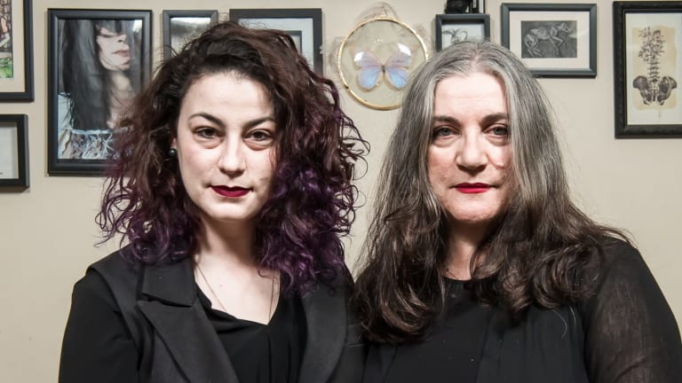 Pia Interlandi and Efterpi Soropos are taking part in Melbourne's first Death and Dying Festival.