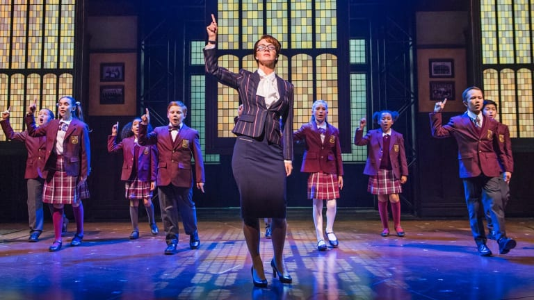 School of Rock will open at Her Majesty's Theatre in October.